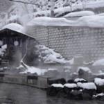 定山渓足湯22
